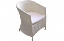 """Российская мебель """"Триумф"""". Кресло """"Ла-Рошель"""" цвет белый 17539 руб."""