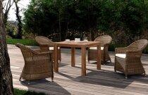 Стол из тикового дерева Виченца