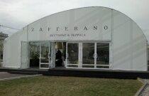 Летняя терраса-ресторан Zafferano